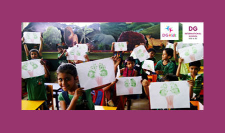 All you need to know about pre primary schools in Thane- DG International School